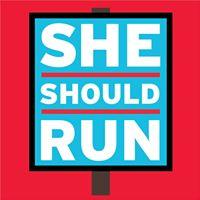 she-should-run-logo