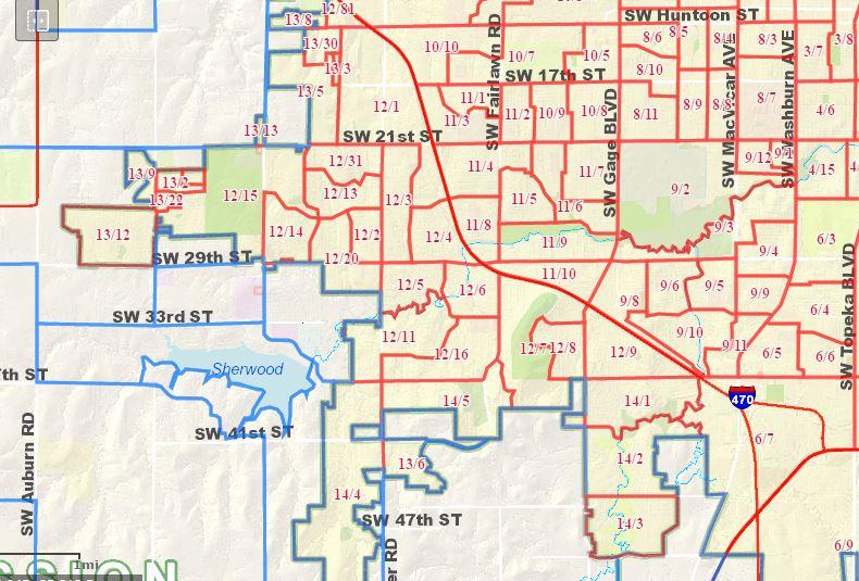 topeka-precincts-SW-quadrant-map