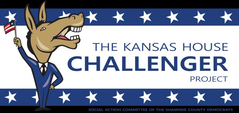 The Kansas House Challenger Project banner graphic